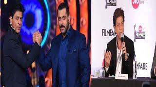 জন্মদিনে সালমানের জন্য শাহরুখের গান!!Salman khan latest news--Reporter Kashful!!