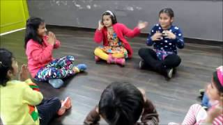 Haanikaarak Bapu - Dangal | Aamir Khan | Kids Freestyle Dance| Dansation Mohali 9888892718