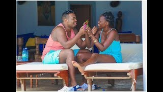 Akothee gets 'cosy' with her manager;is the boss lady having an affair with her manager?