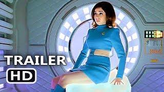 BLACK MIRROR Season 4 Official Trailer (2017) Netflix Series HD