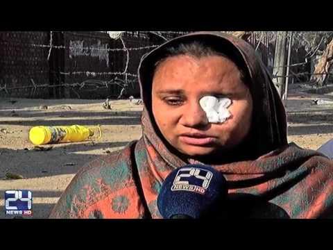 Woman crying on Doctor negligence in Nishtar Hospital Multan