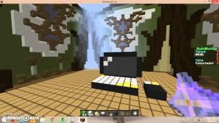 (mi primer video) contruyendo un computador en build battle