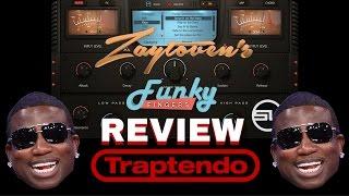 review: Studiolinked Zaytoven Funky Fingers rompler VST
