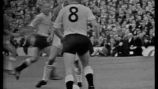 WM 1966: Alle Deutschland-Spiele