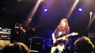 Benjamin Lechuga & Andy James Jam in Lick Library's Guitar Idol 2011 Finals