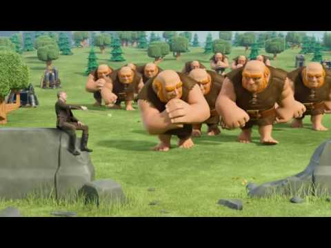 Clash Of Clans Movie Animation 2016 Special