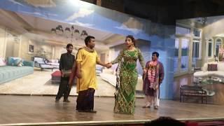 Nida Drama Entry Do shirnia 2017 Mehfil Thretre  دوشیرنیاں