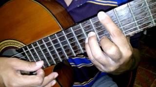 John Legend - Love Me Now. How to play on guitar. Como tocar en guitarra. Acordes. Chords. Tutorial.