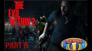 The Evil Within 2 Part 8 - Rogue Signals and Red Gel