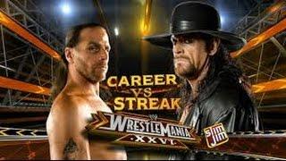 The Undertaker vs Shawn Michaels l WrestleMania 26 l Combates WWE