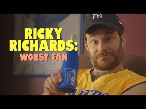 Ricky Richards America s Worst Sports Fan Ep. 1