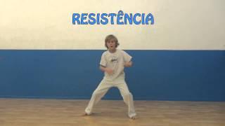 Kids Capoeira Instructional Video