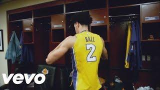 Lonzo Ball - BBB (Official Music Video) ᴴᴰ 2017