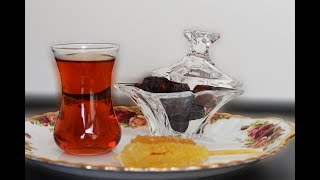 How to prepare a perfect Turkish & Persian Tea traditionally!