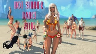 Blade and soul -Hot Summer Dance 2016