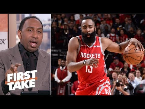 Is it fair to blame James Harden for Rockets' playoff failures First Take