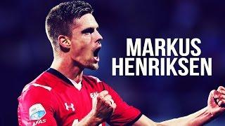Markus Henriksen | Goals, Skills, Assists | 2015/2016 | AZ Alkmaar (HD)