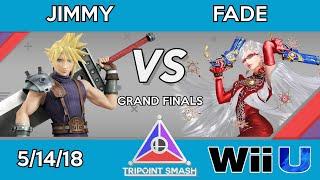 Tripoint Smash 11 - Grand Finals - Jimmy (Cloud) Vs. Fade (Bayonetta)