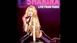 Shakira - La Tortura(live from Paris)