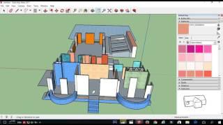 Building Design 4 bed room bd