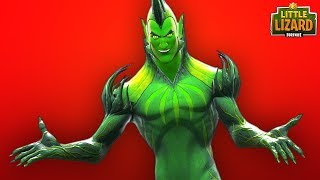The GRINCH has an EVIL PLAN! - Fortnite #3