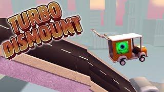 Turbo Dismount - Part 4 | JACK TRAFFIC JAM
