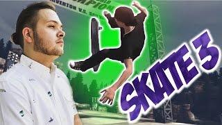 Skate 3 - INSANE TRICK Montage ft. Jerome & Skaterr 😱