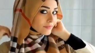 Beautiful Hijab Tutorial ♚  Hijab Modern For Graduation