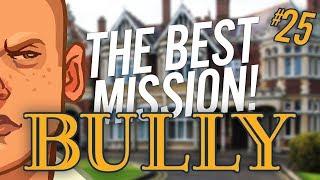 THE BIG GAME!! BEST MISSION!! | Bully PS4 Walkthrough Part 25 (Canis Canem Edit #25)
