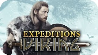 Expeditions: VIKING – 2. Right to Rule – Let's Play Expeditions VIKING!