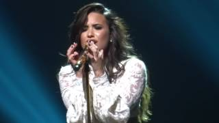 """When We Were Young"" (Live Future Now Tour Cleveland 9/2/16) - Demi Lovato"