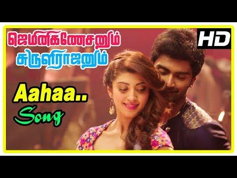 Xxx Mp4 Gemini Ganeshanum Suruli Raajanum Scenes Aahaa Song Pranitha S Marriage Fixed Atharvaa 3gp Sex