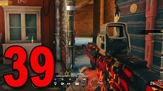 Rainbow Six Siege - Part 39 - Unlocking Thermite (PLUS AN ACE!)