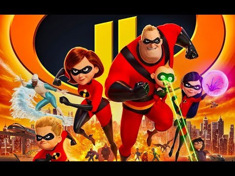 INCREDIBLES 2 Official Trailer Best Animation Movies 2018 Movie Today فيلم اليوم