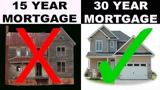 PSA: Why you SHOULDN'T get a 15-year Mortgage