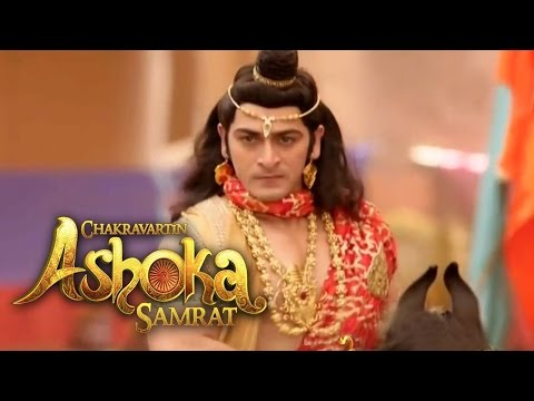 Chakravartin Ashoka Samrat | 25th August 2016 | Dharma is shocked!