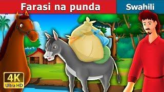 Farasi na punda | Hadithi za Kiswahili | Swahili Fairy Tales