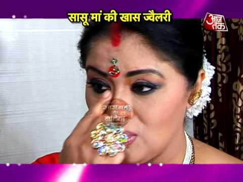 Most Stylish Saas of TV - Sudha Chandran