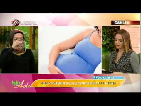 Ayşe Duman EFT ve Bilinçaltı temizliği ile kadın sağlığı Beyaz TV İşin Aslı 25 Kasım