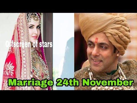Xxx Mp4 Confirmed Salman Khan And Katrina Kaif To Get Married On 24th November 2018 Gud News 3gp Sex