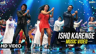 'Ishq Karenge' VIDEO Song | Bangistan | Riteish Deshmukh, Pulkit Samrat, and Jacqueline Fernandez