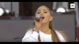 Ariana Grande - Break Free Live (One Love Manchester)