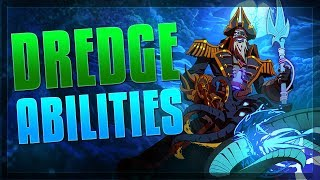 Paladins- Dredge Abilities and Talents! Blaster Pirate!