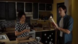 Paterson (2016) - This Is Just To Say (William Carlos Williams)