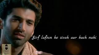 Aashiqui 2 Dialogue |WhatsApp Status ✌ 😊