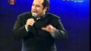 Rahet Fateh Ali Khan  PTV Award 2010 (O RE PIYA)