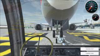 Velocity Airside Driving and GSE Simulator