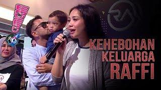 Kehebohan Meet and Greet Raffi-Gigi-Rafathar di Bandung - Cumicam 29 Mei 2017