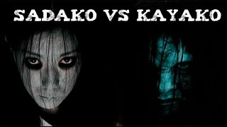 Sadako vs Kayako (2016) - RECENZJA - (Ring vs Klątwa)