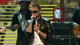 Tony Dize  con RKM & Ken-Y - El Doctorado (Live) @ Premios Lo Nuestro 2011
